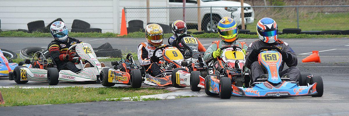 karting Team building