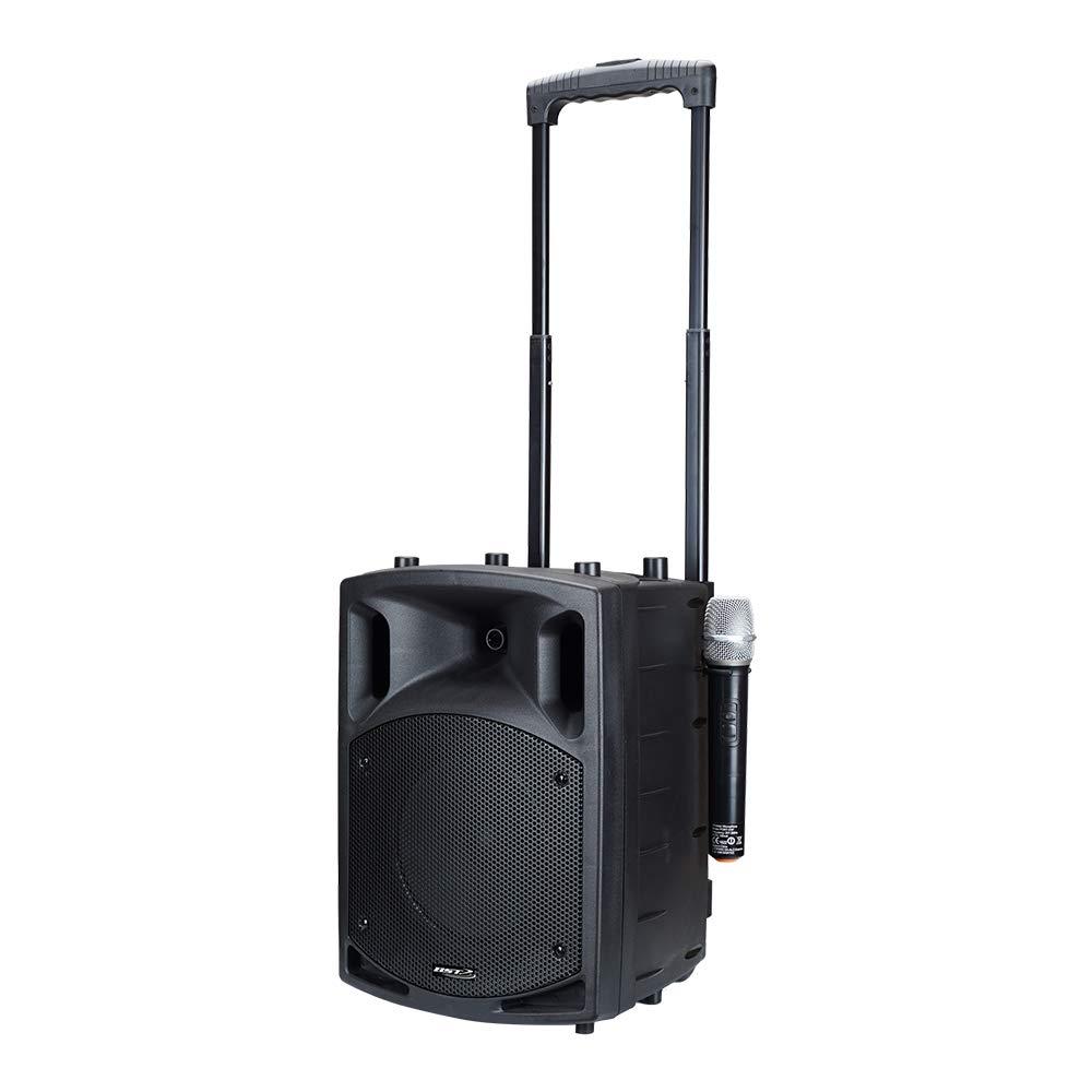 enciente amplifiée sur batterie BST nomad 8 hf