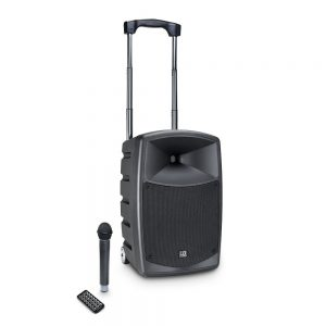 enceinte amplifiée ld systems roadbuddy