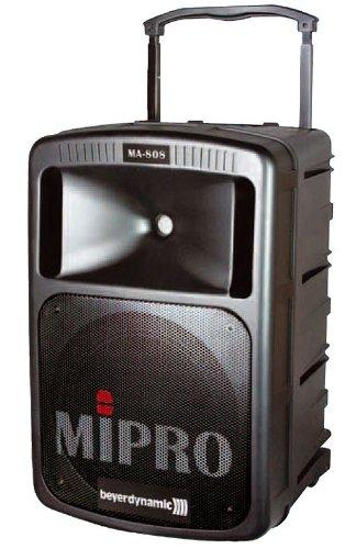 enceinte amplifiée Mipro 808 ma